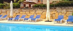 Le Couloume swimming pool