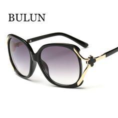 b2bd68bcff Bulun 2016 mariposa De la alta calidad gafas De Sol mujer diseñador Vintage  conducción gafas De