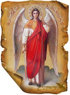 Αρχαγγελος Γαβριηλ -архангел гавриил