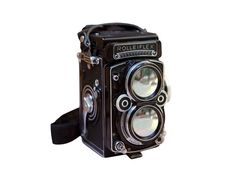 Picture of Rolleiflex camera of photographer Rena Effendi National Geographic Photographers, National Geographic Travel, Rolleiflex Camera, Book Making, Travel Photographer, Casio Watch, Pictures, Photography, Accessories