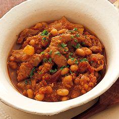 トリッパ風トマトモツ煮 | 藤井恵さんのおつまみの料理レシピ | プロの簡単料理レシピはレタスクラブニュース