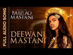 Bajirao Mastani (2015) - All Movie Song Lyrics - Lyrics, Latest Movie Song, Hindi Movie Song, Punjabi Song, Album Song Lyrics