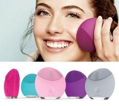 Face Cleansing Brush, Foreo Luna - Trendy Gift Ideas for teen Girls