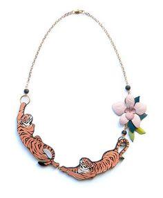 Kitsch Kawaii Enamel Glitter Charm necklace Toy Story Horse Bulls eye