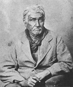 JESSE CHISHOLM... bi-racial  Cherokee trader, founded the route across Indian Territory into Kansas that became a famous cattle trail, the Chisholm Trail. These trail-rides came up from Texas through Oklahoma, Shackelford men saw and talked about them all the time.