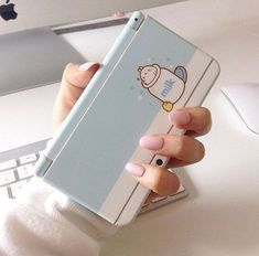 kawaii and baby bluee Baby Blue Aesthetic, Korean Aesthetic, Aesthetic Colors, Aesthetic Pictures, Aesthetic Pastel, Kawaii Room, Cute Games, Gamer Room, Cool Things To Buy
