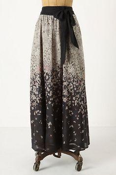 Falling Freesia Skirt