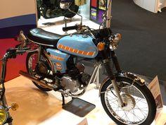 Lovely restored FS1E 50cc - NEC 2014
