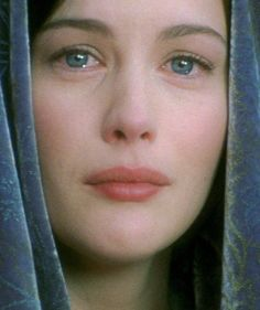 Arwen (HOW does Liv Tyler manage to convey such sorrow without screwing up her face?)