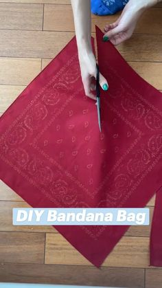 Diy And Crafts Sewing, Diy Sewing Projects, Sewing Projects For Beginners, Sewing Hacks, Sewing Tutorials, Sewing Diy, Beginer Sewing Projects, Fabric Crafts, Fashion Sewing