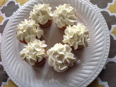 This is the only vanilla cupcake recipe you need! They are perfectly soft, rise evenly and go well with just about any cupcake frosting.