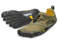 Mens Trail Running & Trekking Shoe – SPYRIDON MR | Vibram FiveFingers They laughed till the pistol came out..