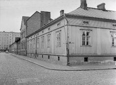 Vellamonkatu 18, 1962