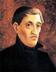 """Día del Prócer Toribio Rodríguez de Mendoza,  fue """"El Precursor"""", por iniciar al Perú en la vida pública en 1822."""