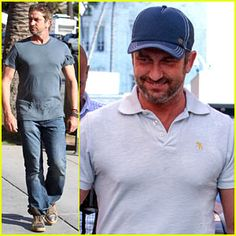 Gerard Butler Checks Out One of L.A.'s Hot New Restaurants ...