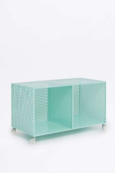Zoey Rolling Storage Unit - Urban Outfitters