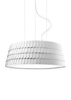 Large Roofer Hanging Lamp
