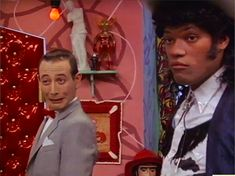 cowboy curtis from pee wee's playhouse - Google Search