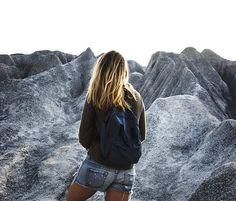 Wandern, Person, Berg, Freiheit