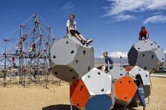 Are Playgrounds Too Safe? | News | Archinect