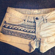 I need new shorts