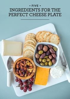 This classic appetizer spread is always a winner. Here are some essentials to keep in mind as you prepare the perfect cheese plate...