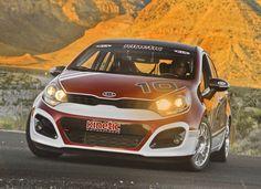 #Kia Rio 5-Door B-Spec Racer
