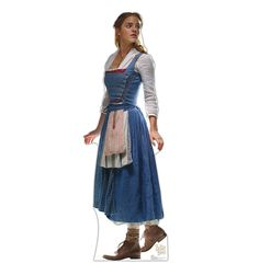 Belle - Beauty and the Beast Lifesize Standup
