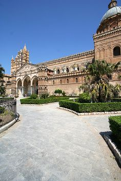 Palermo Cathedral, S