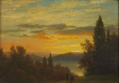 On the Hudson River Near Irvington, 1866-70, Anton Mauve