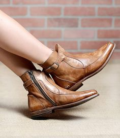 7f39b725c30e STAG TAN DRIFTWOOD - Short Boots - Women BED