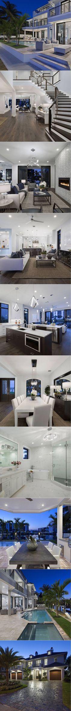 Boca Raton Mansion Walkthrough Yessss please! Villa Plan, Modern Mansion, House Goals, Luxurious Bedrooms, My Dream Home, Dream Homes, Luxury Homes, Luxury Estate, Luxury Lifestyle