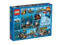 Lego City Diepzee Onderzoeksschip