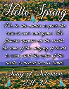 Spring Time, The Voice, Singing, Easter, Faith, Songs, Believe