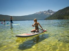 6 Amazing Adventures In Idaho's Most Mountainous Region Beautiful Places To Visit, Cool Places To Visit, Places To Travel, Travel Destinations, Redfish Lake Idaho, Idaho Hot Springs, Vacation Spots, Vacation Places, Dream Vacations
