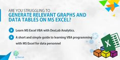 #‎MSExcelVBA‬ programmings training from ‪#‎DexlabAnalytics‬ you will learn to handle excel attachments with mail and other elemental skills of Excel to be a successful ‪#‎datascientist‬.
