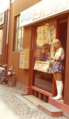 Amsterdam Prostitute-1960s | Flickr - Photo Sharing!