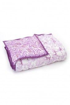 Baby Blanket Charlie Lavender