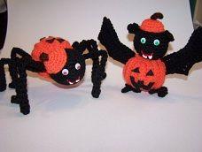 Crochet Patterns Halloween
