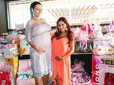 JWoww's baby was showered with love before she was even born! Jenni Farley took to her website to share photos of her baby shower, which was a mini Jersey Shore reunion!  See all the pics!