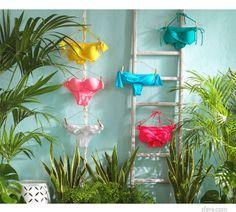Sfera, su colección de bikinis y bañadores primavera-verano 2014