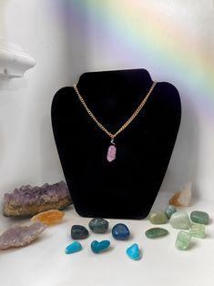 Gems by Heeva Gem Shop, Crystal Pendant, Gems, Crystals, Handmade, Jewelry, Fashion, Moda, Hand Made