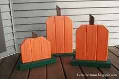 Creative Raisins: Pumpkin Love