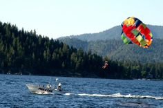 Coeur d'Alene Lake Waterfront Homes Real Estate Activity Report - 2010