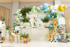 164 Best Safari Baby Shower Ideas Images In 2019 Baby