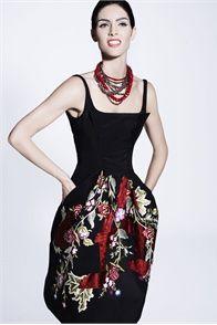 Sfilata Zac Posen New York - Pre-collezioni Autunno Inverno 2012/2013 - Vogue