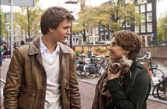 """Ansel Elgort and Shailene Woodley on """"The Fault in Our Stars"""""""