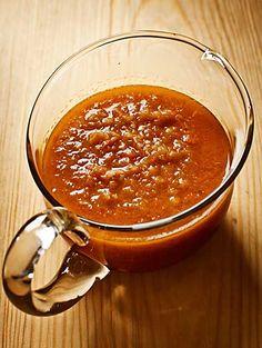 Cómo hacer salsa española con Thermomix