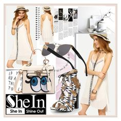 """""""SHEIN"""" by damira-dlxv ❤ liked on Polyvore featuring vintage"""