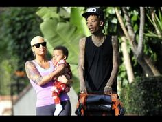 JESSIE SPENCER: Rapper Wiz Khalifa Gets Denied Visitation By Amber Rose To See His Son For His Second Bday Party!